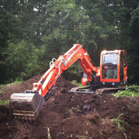 KX080-3T Excavator